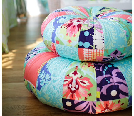 Getting it together a passion for poufs - Design pouf ...