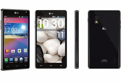 LG Optimus G E970 Pic