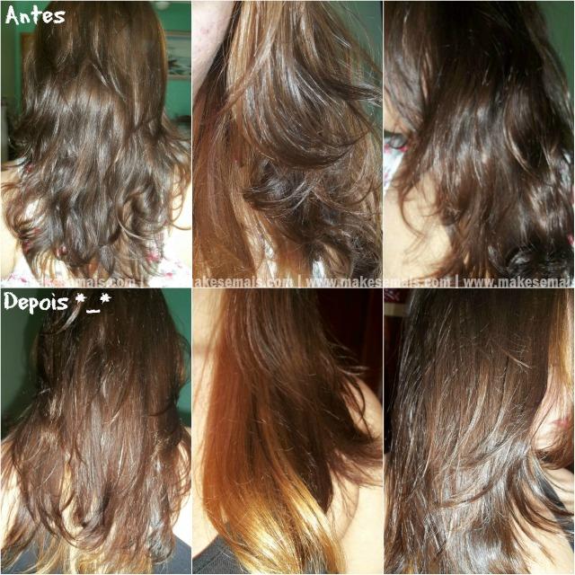 Para cabelos finos: Tratamento Blindage