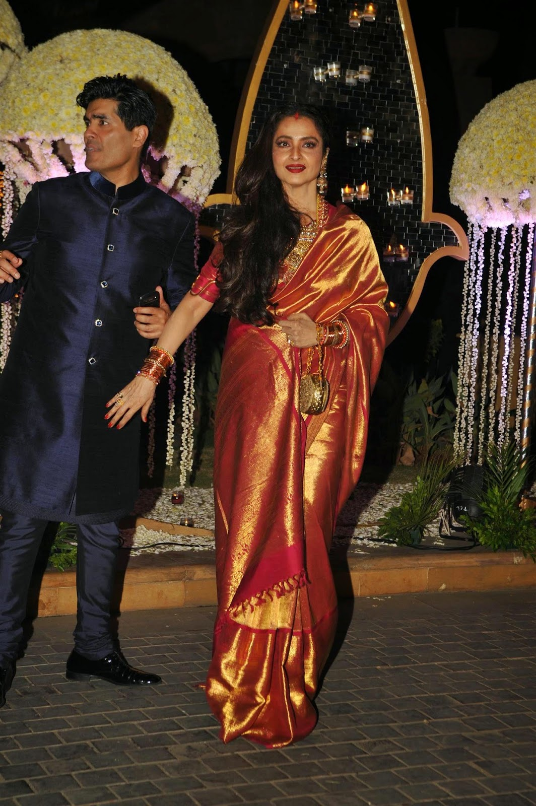 Celebrity Bollywood wedding photos of actors