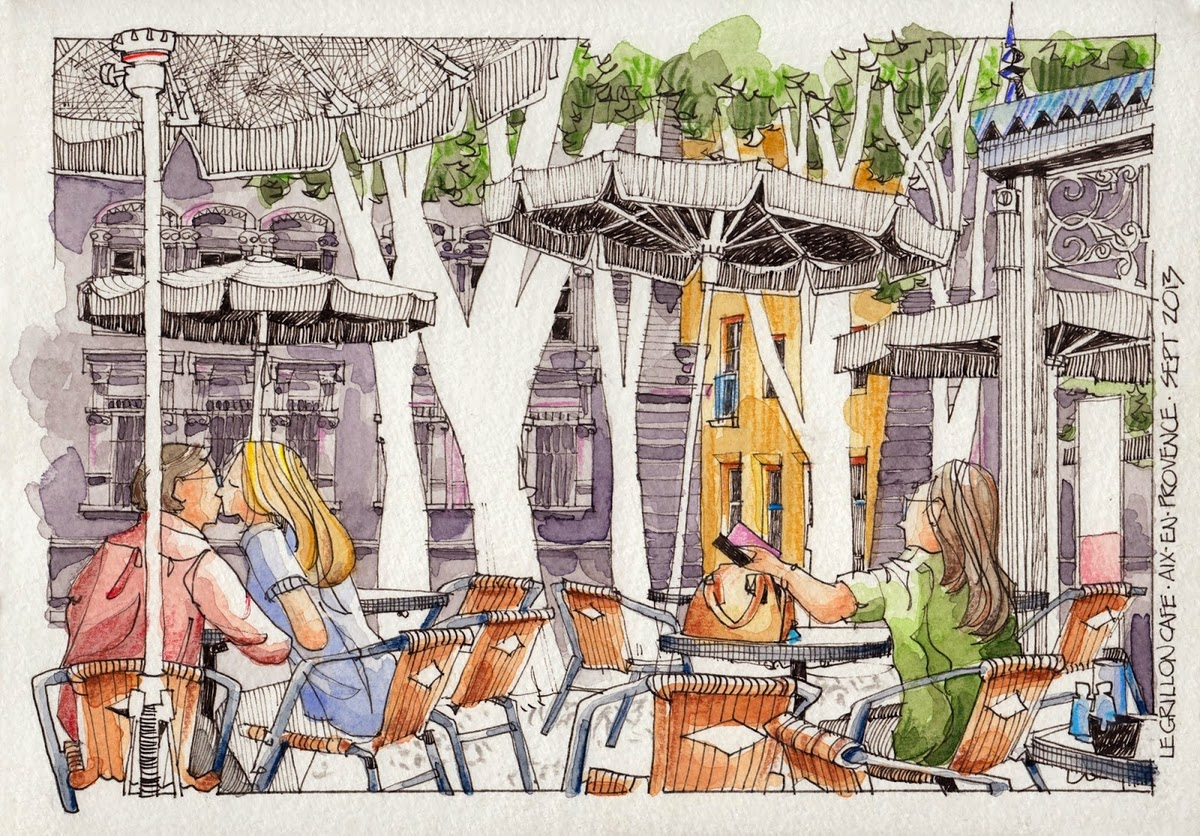 17-Le-Grillon-Cafe-Jorge-Royan-Drawings-Sketches-of-Travel-Logs-www-designstack-co