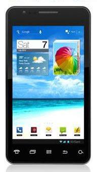 Mercury mTAB magiQ Dual SIM Tablet