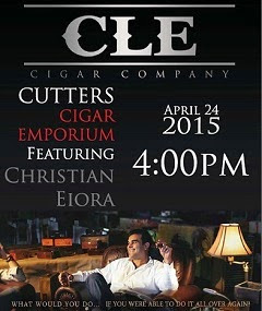 Christian Eiroa at Cutters