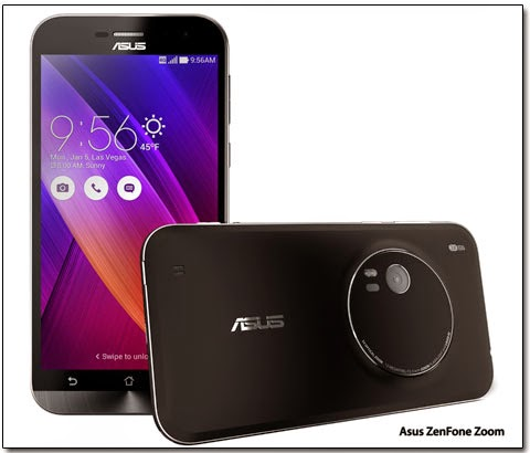 Смартфон ZenFone Zoom