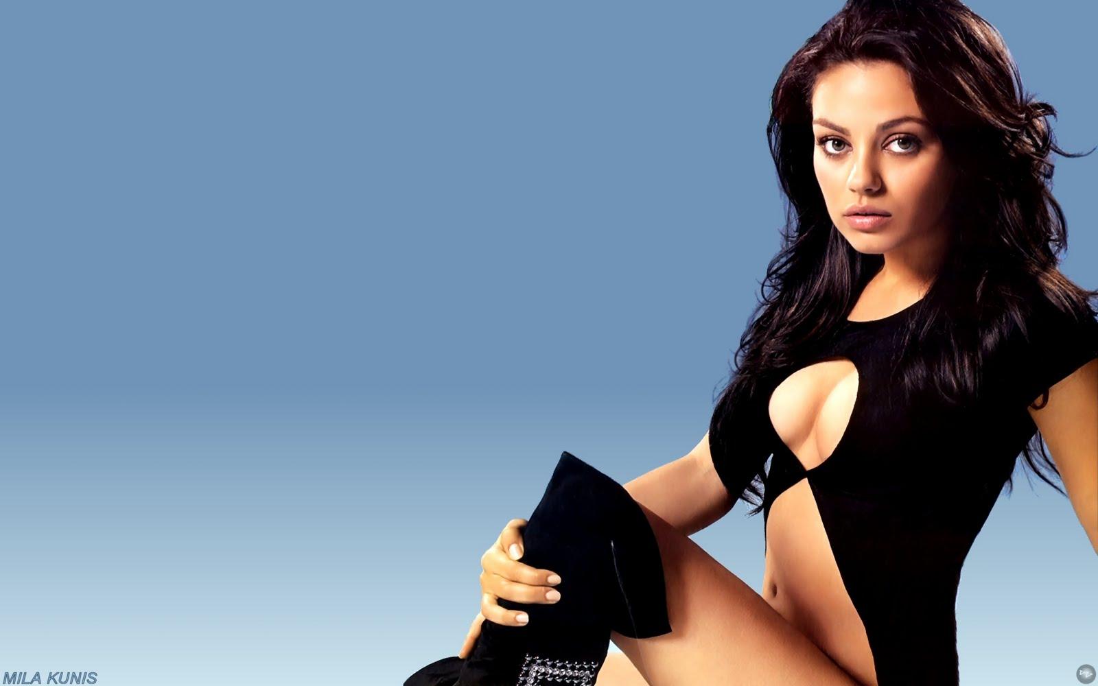 blogspotbollywood1: Mila Kunis From Black Swan To Justin ... Jessica Biel Split