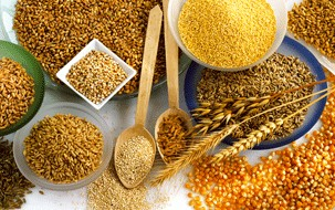 cereali integrali, kamut, riso, farro, amaranto, protezione dei capelli