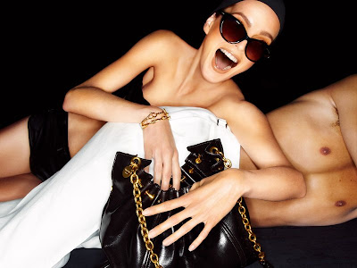 Mirte Maas & Mathias Bergh by Tom Ford for Tom Ford Spring 2012-5