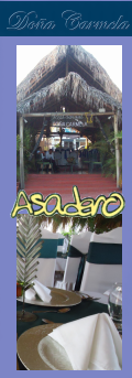 El Restaurante Asadero  Doña Carmela