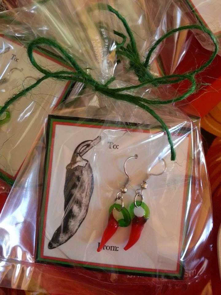 chili pepper earring giveaway low entry