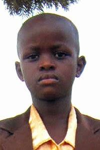 Mushimiyimana from Rwanda