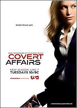 Download Covert Affairs 5x12 S05E12 RMVB Legendado