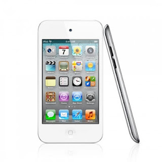 IPOD TOUCH 32G WHITE MD058ZP/A