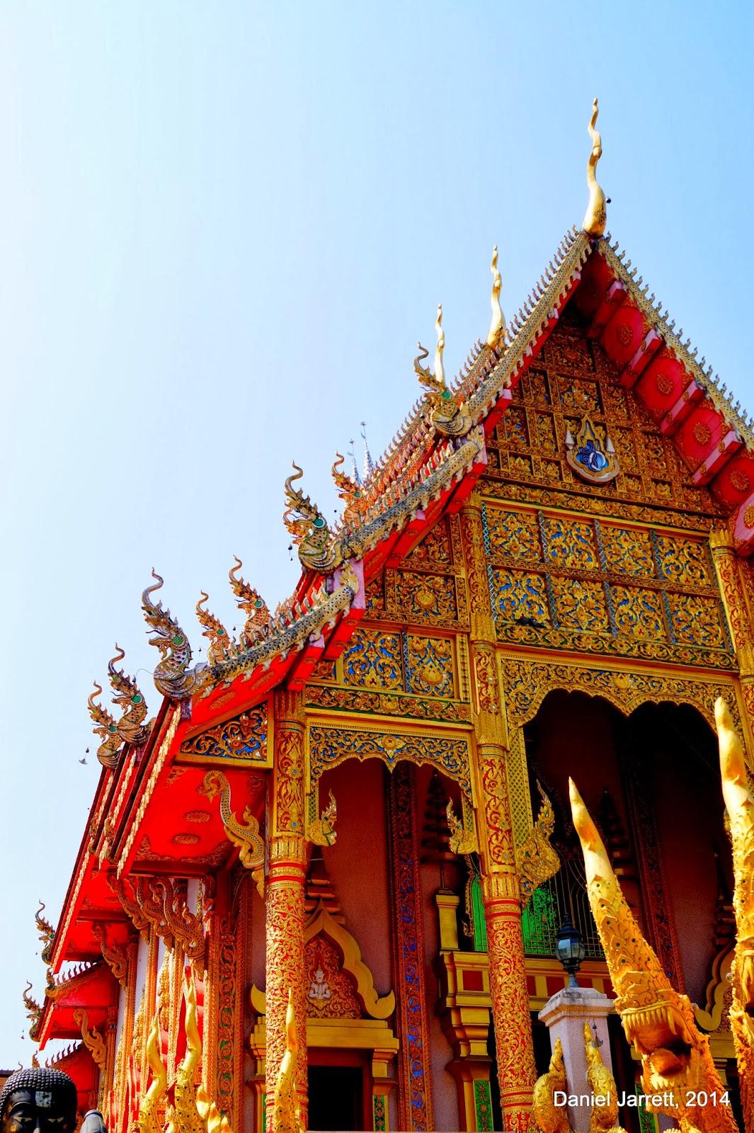 Wat Mung Muang Chiang Rai