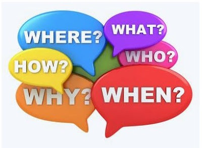 Pengertian Dan Contoh Kalimat Wh Question ( Who,What,Which,When,Why,Where )