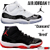 "NBA 2K14 Air Jordan 11 ""Bred"" & ""Concord"" Shoes Patch"