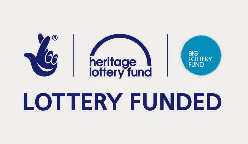 Funded by Heritage & Big Lottery