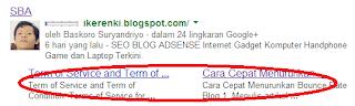 Cara Mendapatkan Google Sitelinks Mudah!
