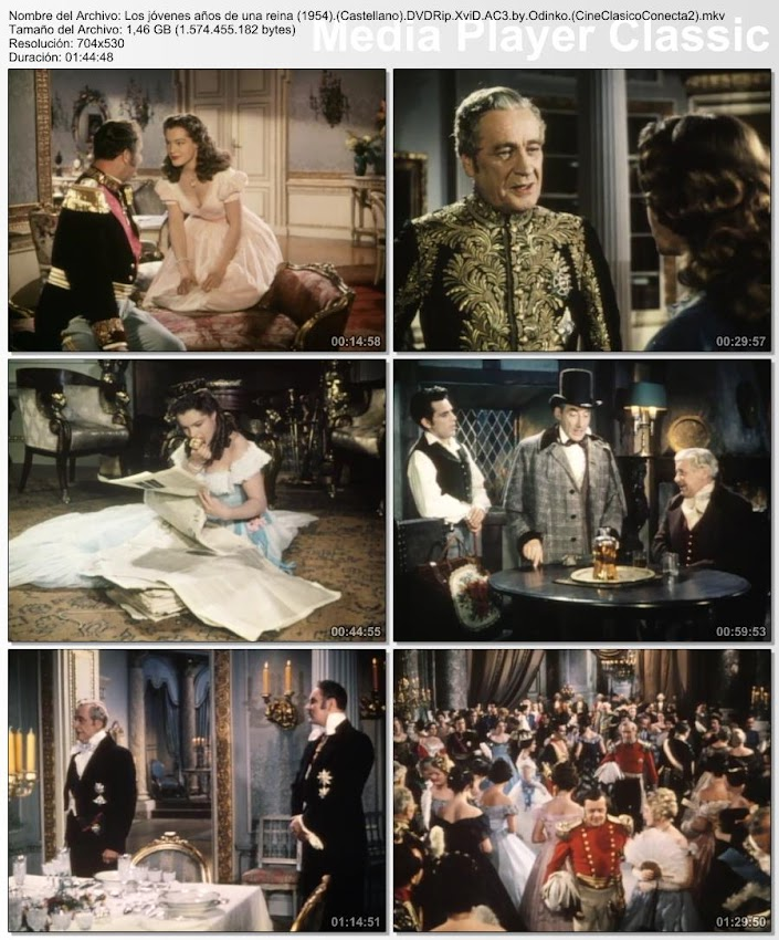 ImagenSissi: Los jóvenes años de una reina | 1954 | Mädchenjahre einer Königin