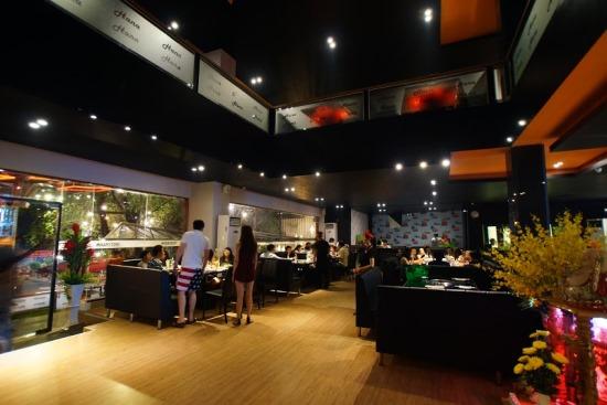 Hana BBQ Buffet & Hotpot nhà hàng lẩu nướng ngon khó cưỡng