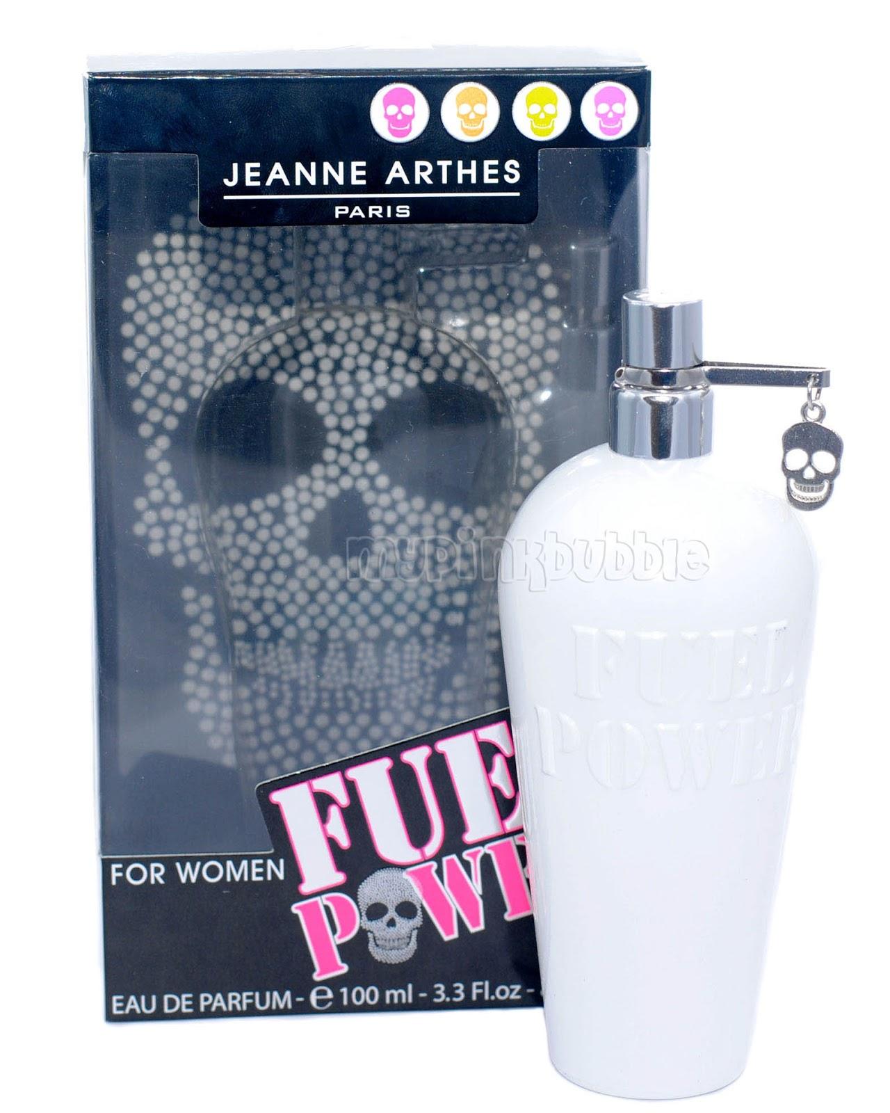 Jeanne Arthes Fuel power women