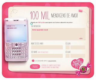 100 Mil Mensagens de Amor