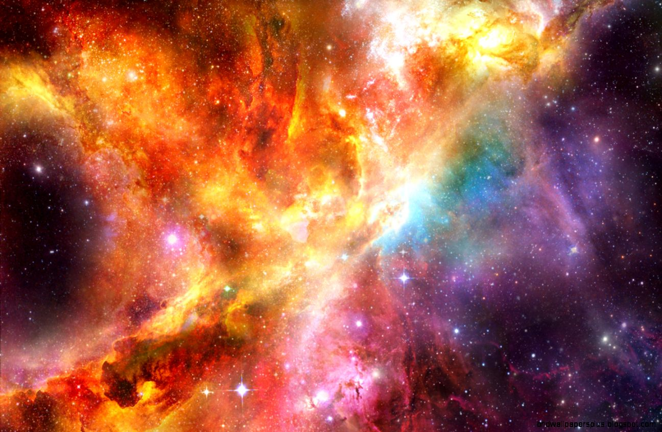 Nebula Wallpaper HD 6888694
