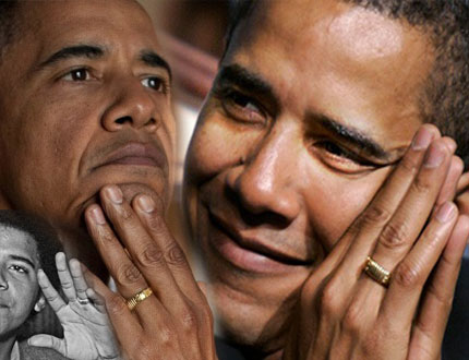 Anillo de Obama