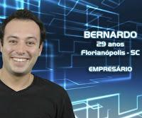 BBB13 Bernardo Lima