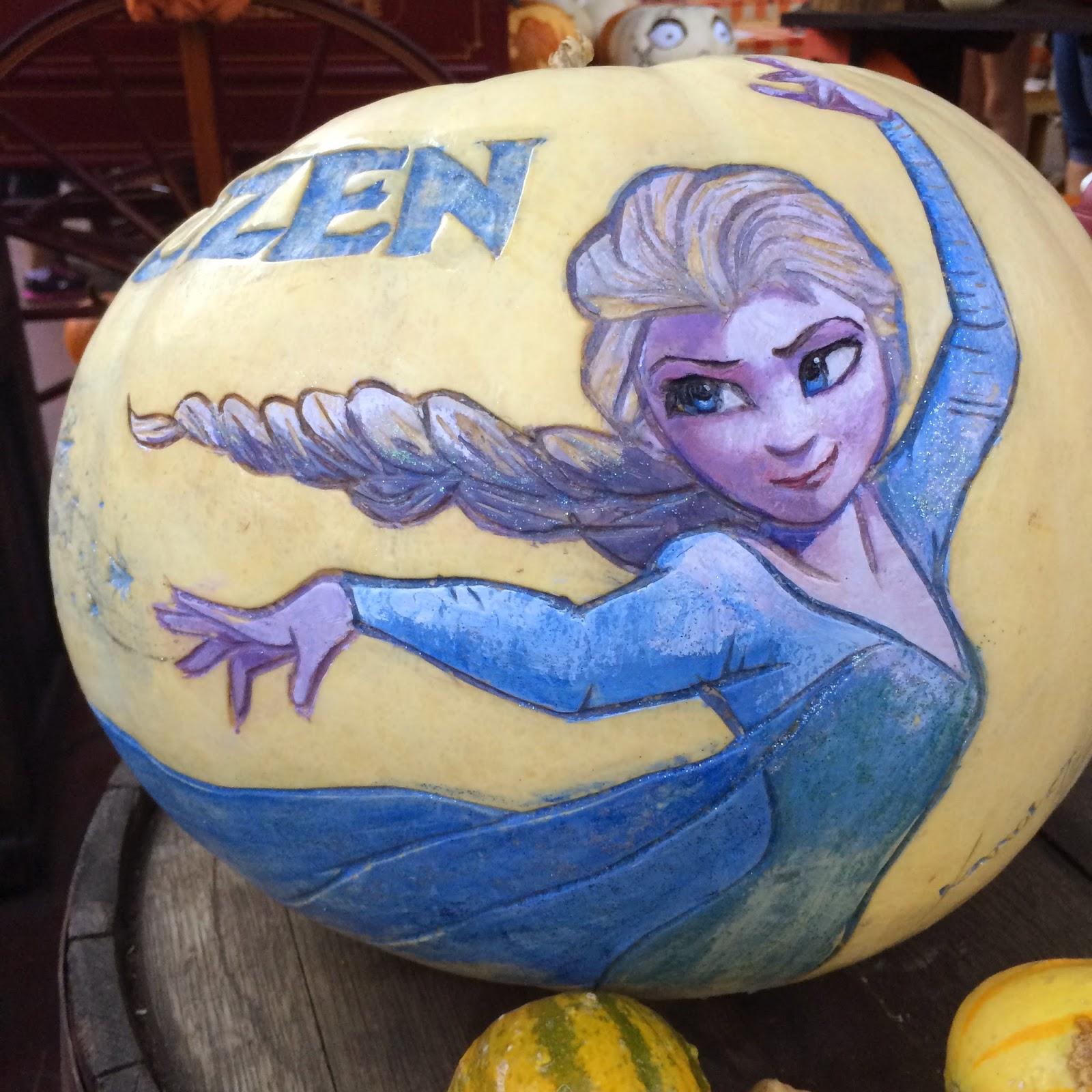 Disney Sisters: Disney Pumpkins: More #HalloweenTime Magic at the ...