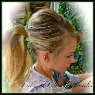 Celebrity Ponytail