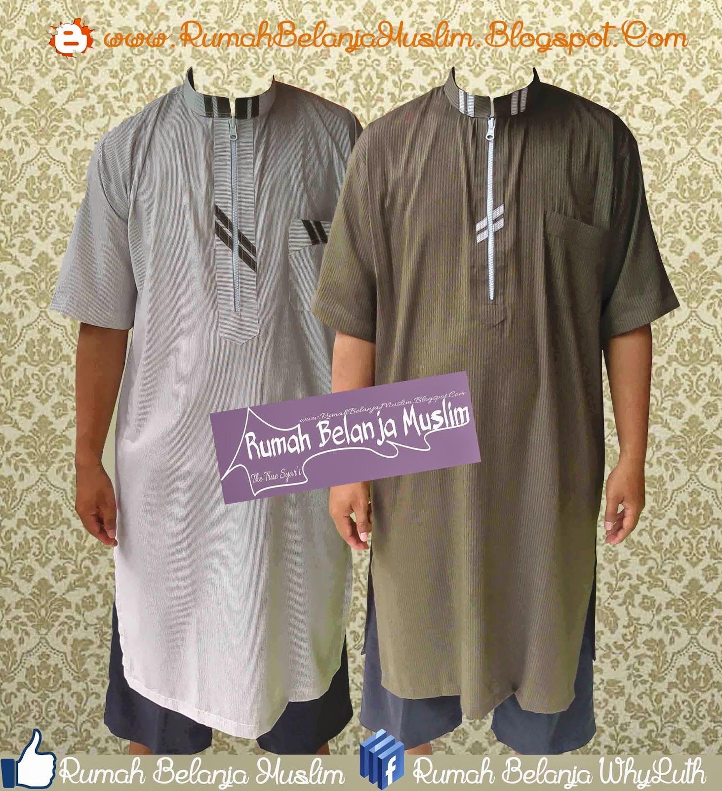 Jual Baju Gamis Pakistan Pria