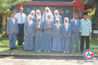 SMA-1 Kota Bima Raih Juara  Pertama Cerdas Cermat tingkat NTB