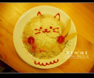 遇見微確幸*這裡有貓輕食屋cafe(圖多) - Blogger