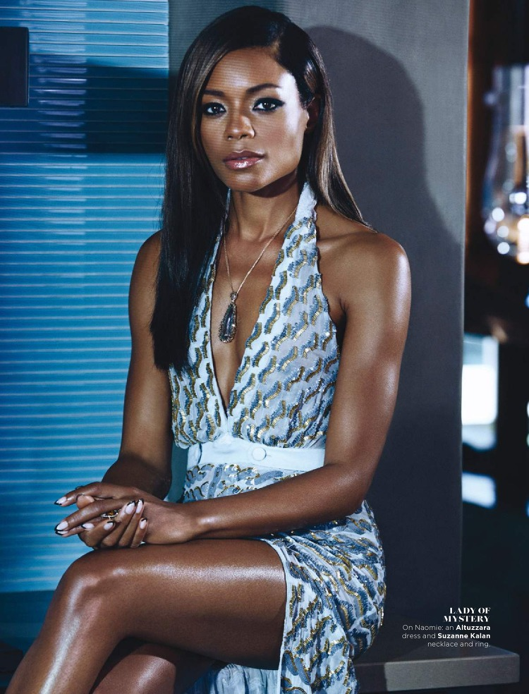 naomie harris fashion spot