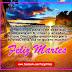 FELIZ MARTES - Dios tiene reservado muchas bendiciones para ti en este día