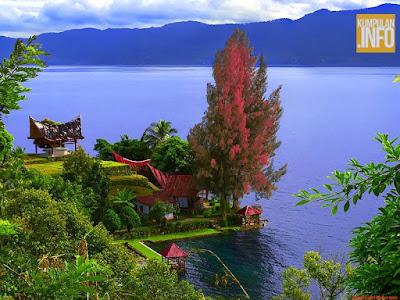 keindahan menakjubkan wisata danau toba