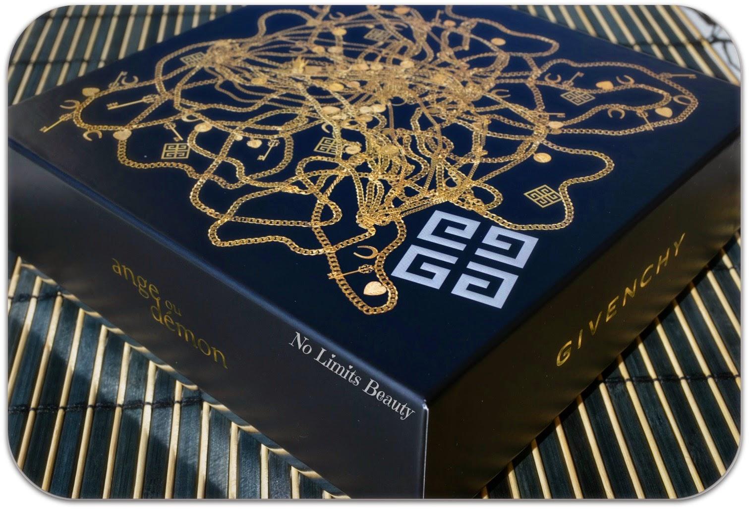 Ange ou Demon de Givenchy: set EDP, Body lotion & Shower Gel