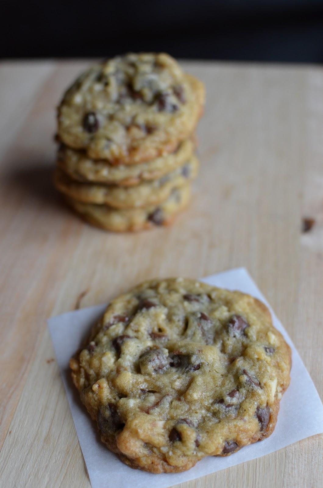 Chocolate Chip Hazelnut Cookie Calories