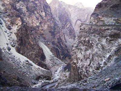 Estrada Jalalabad-Kabul – Afeganistão