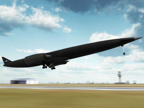 Pesawat Skylon, Mampu Mengelilingi Dunia Hanya Dalam 4 Jam
