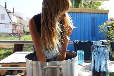 Rockaway Beach Natural Indigo Dye