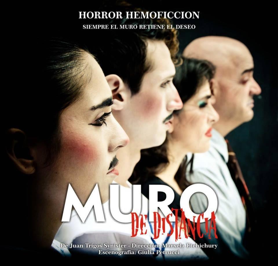 MURO DE DISTANCIA
