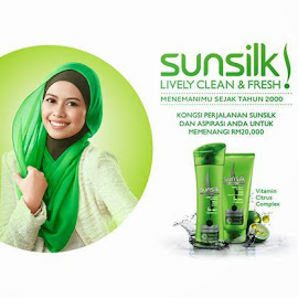 confident with sunsilk
