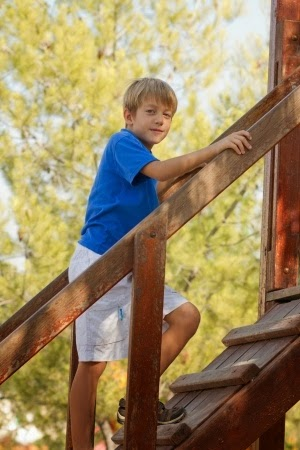 namc montessori freedom to play skills and development boy on playground