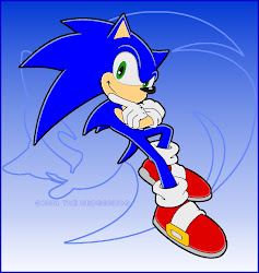 Sonic...I love you