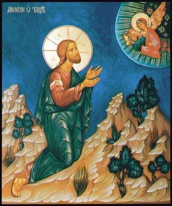 Gesù in preghiera