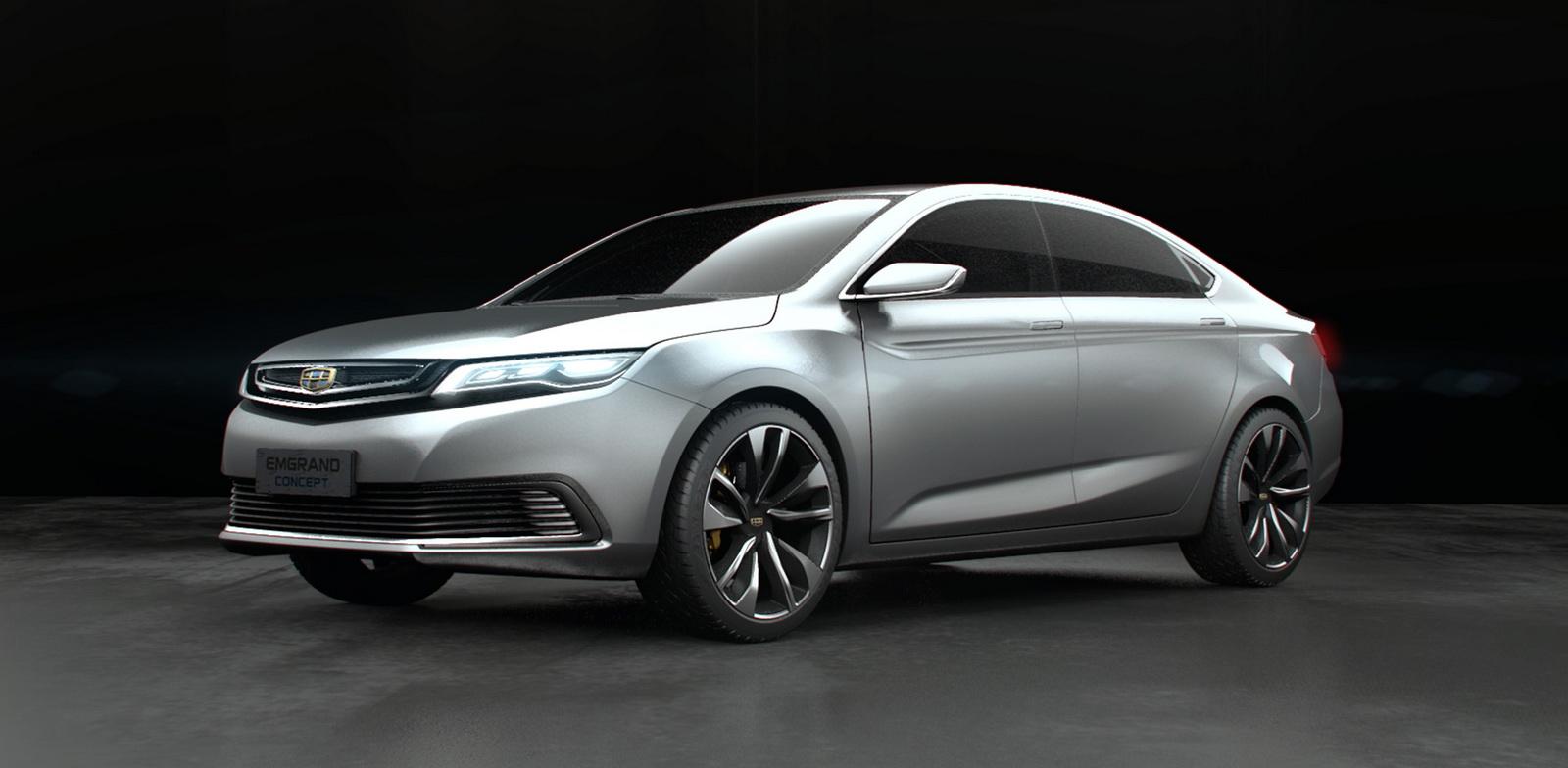 2015 - [Chine] Salon Auto de Shanghai - Page 2 2015-Geely-Emgrand-Concept-01