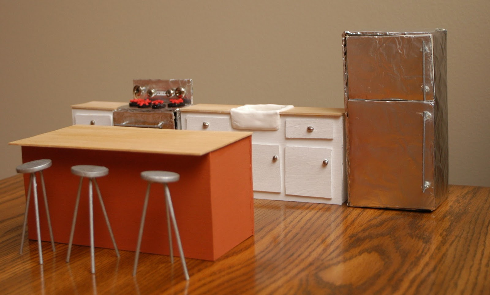 change of scenery dollhouse furniture update