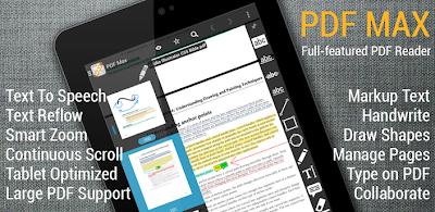 PDF Max: The #1 PDF Reader!