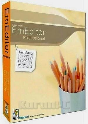 EmEditor Professional 15.2.2 + Key